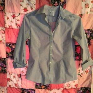 Women's Brooks Brothers non-iron stretch shirt